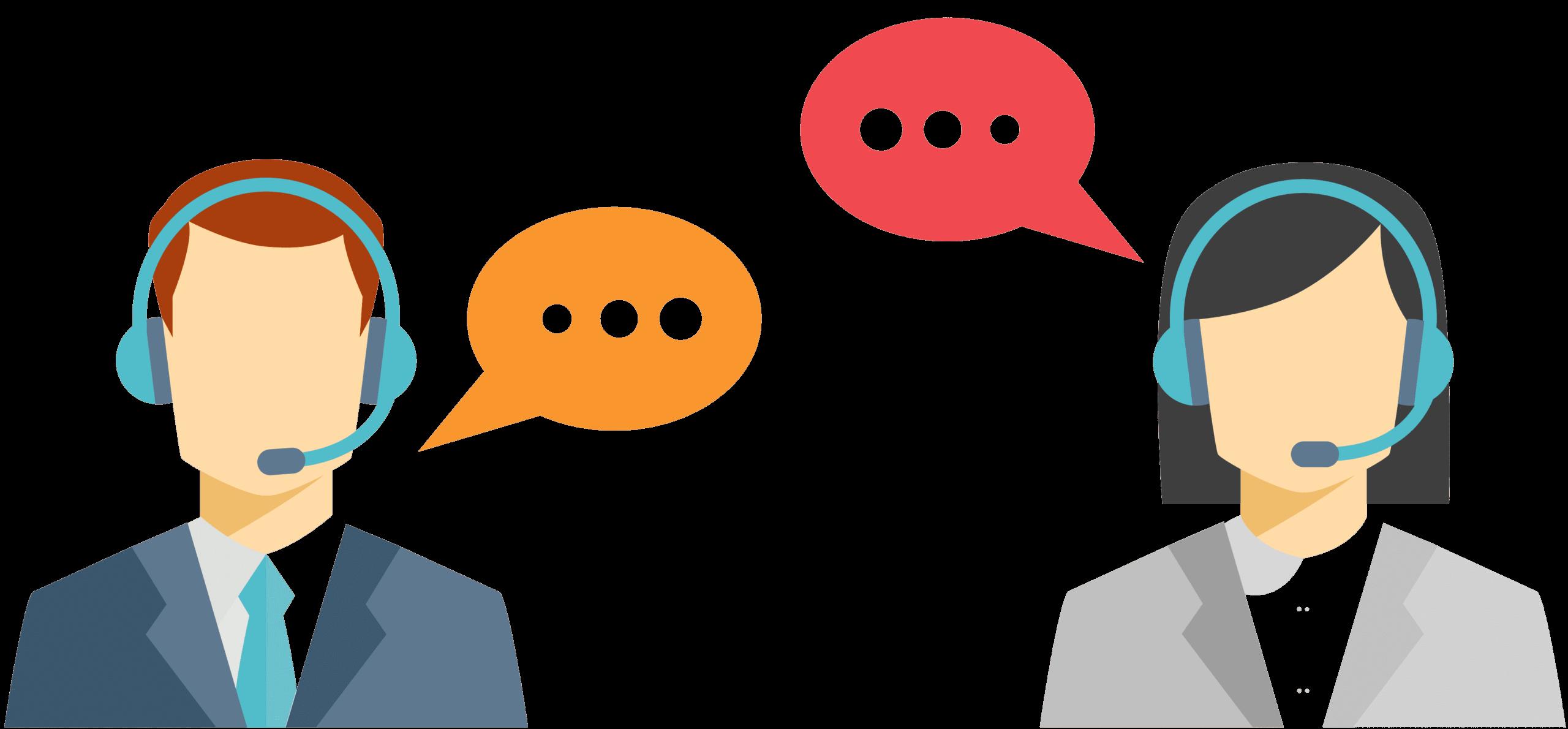 אנשים יוצרים קשר אחד עם השני